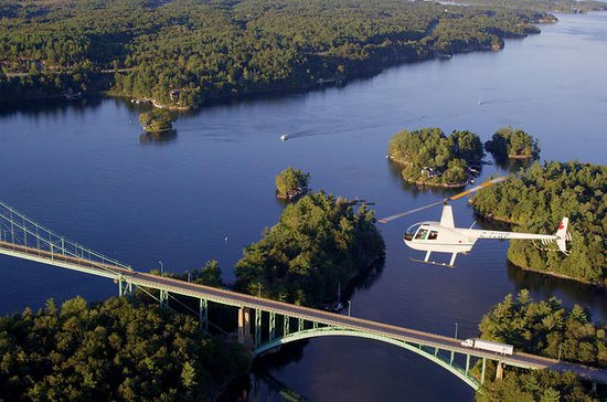 Ultimate Thousand Islands Helicopter Tour