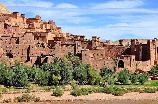 Full-Day Trip from Marrakech to Atlas...