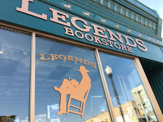 ‪Legends Bookstore‬