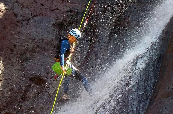 5-hour Gran Canaria Canyoning Tour