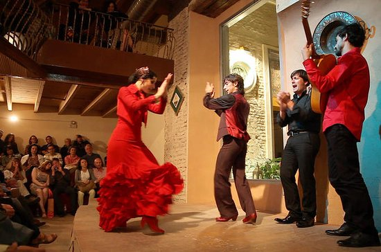 Flamenco Show at Casa de la Memoria...