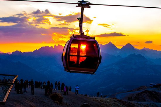 Mammoth Mountain Scenic Gondola Billet