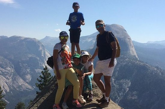 Yosemite Valley, Glacier Point &amp...