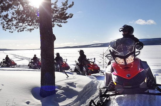 Snowmobile Driving - Afternoon start