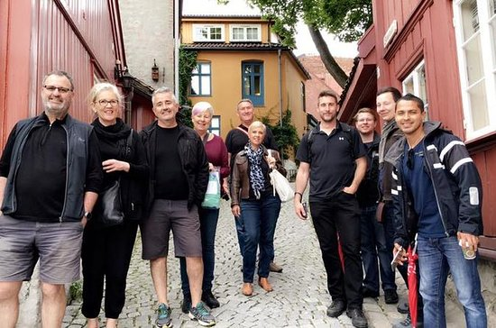 Oslo Walk, See, Learn, Eat and Drink