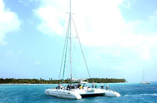 Saona Island Prestige Day Trip From...