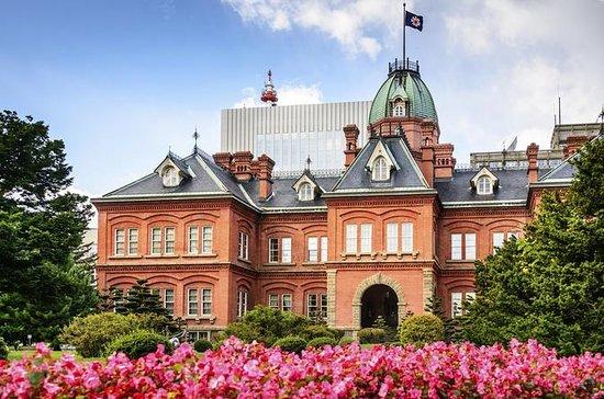 Sapporo Private Half-Day Tour with...