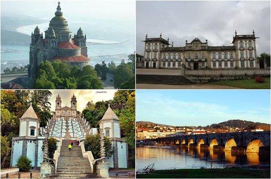 Minho Tour small group, Braga, Ponte ...