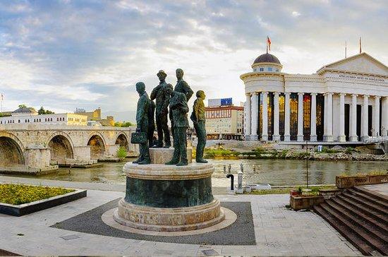 Family Private Tour in Skopje for 3...