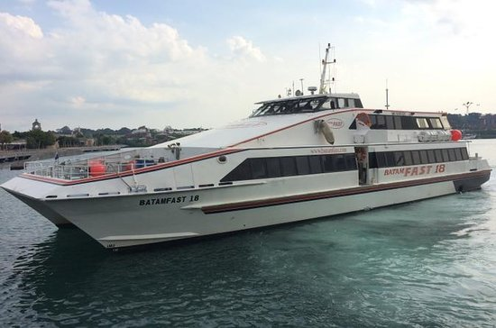 Private Tour: Batam Day Trip from Singapore with Round-Trip Ferry and...