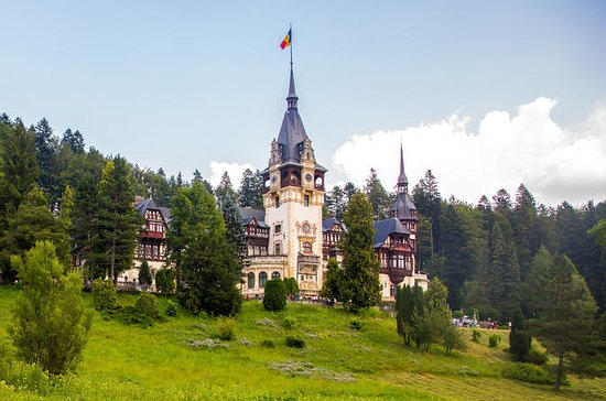 Count Dracula & Peles Castle in One...