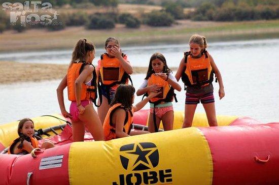 Multiadventure at Cubillas Lake...