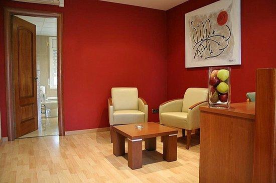 Hotel Jardí: Guest room