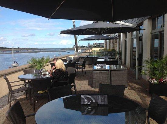 The Quay Hotel Deganwy Restaurant