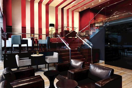 Hilton Bogota: Restaurant