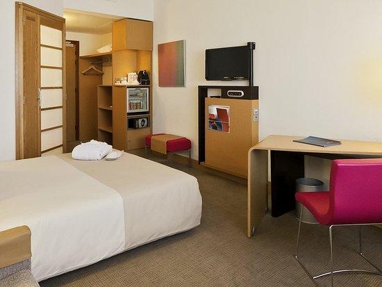 Novotel Mohamed V : Guest room