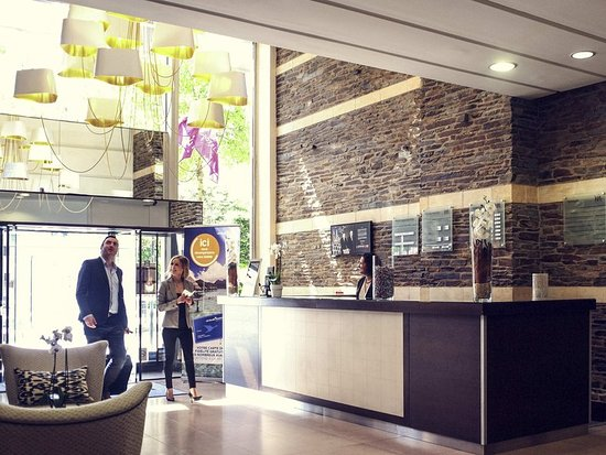 Mercure Angers Centre Gare : Exterior