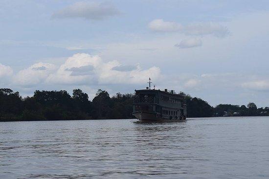 Mahakam river House Boat