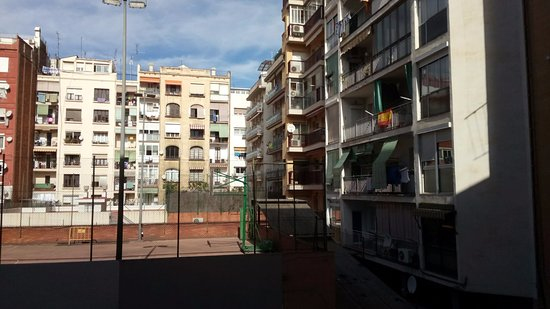 Up Suites Bcn: Residential neighbourhood