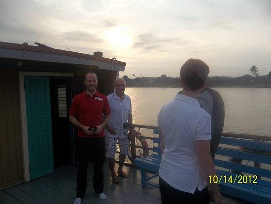 Mahakam River: Mahakam house boat