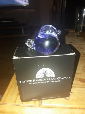 The Irish Handmade Glass Company