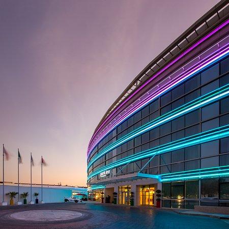Park inn by radisson dubai motor city updated 2018 for Hotels in motor city dubai