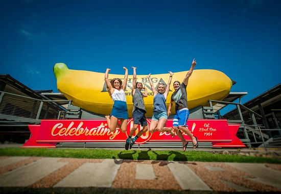 Coffs Harbour, Australia: The Big Banana - Est. 1964