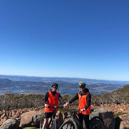 Mt Wellington Descent Bike Ride: photo0.jpg
