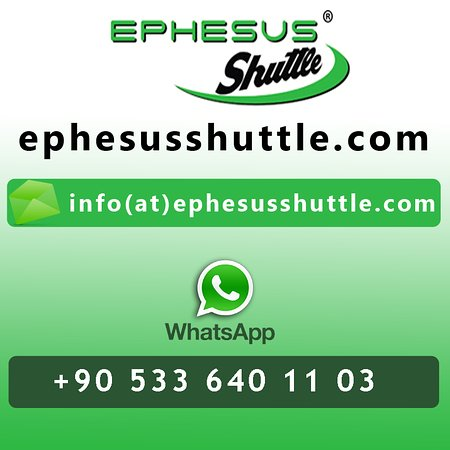 ‪Ephesus Shuttle Private & Group Tour‬