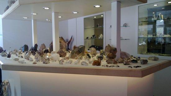 Schweizer Strahler Museum Werner Schmidt