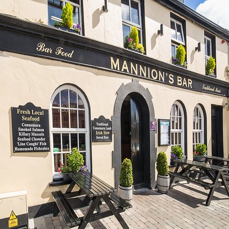 Mannions Bar