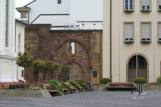 Frankenthal, Germany: Erkenbert-Ruine