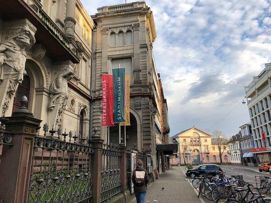Museum fur Literatur am Oberrhein
