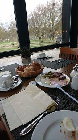 Dorint Parkhotel: Frühstück