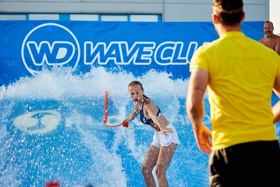 Empuriabrava, España: WAVE CLUB