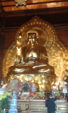 Dream Travel: One of the many pagodas