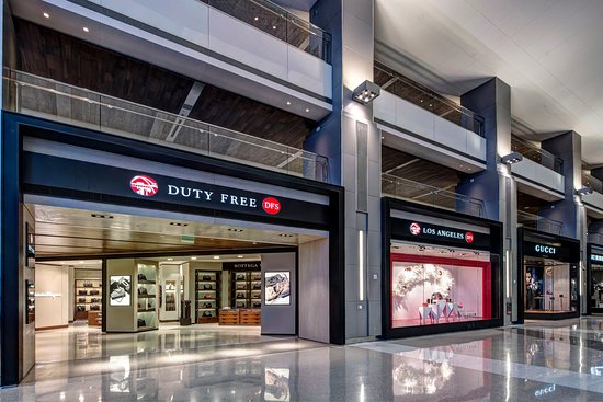 Los Angeles Duty Free (DFS)