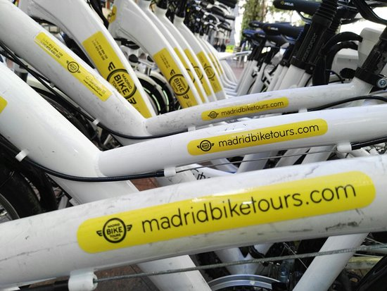 Madrid Bike Tours