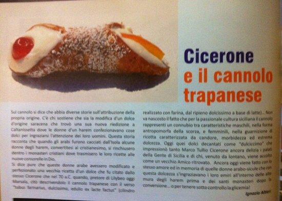 Maison Altieri: Don Ignazio si diletta anche nelle ricerche storiche della tradizione siciliana ....