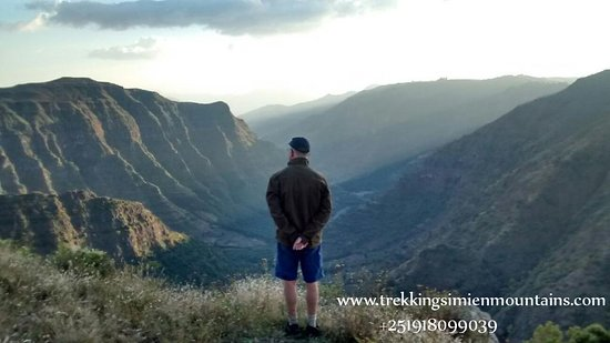 Гондер, Эфиопия: Simien Mountain Trekking and Tours (www.trekkingsimienmountains.com)the simien tours,tours in go