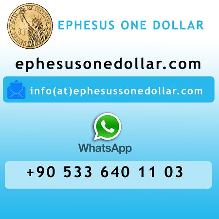 ‪Ephesus One Dollar Tours‬