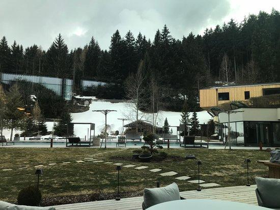 Alpine Spa Resort Viktoria: Piscina