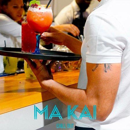Ma Kai Cocktail Shisha Bar: Cócteles
