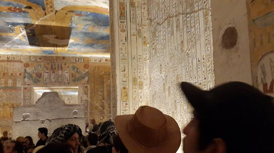 Valle dei Re: Valley of the kings