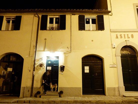 Maiolati Spontini, Italia: Ingresso del BnB