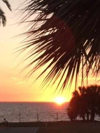 Ruskin, FL: Sunset - beautiful!