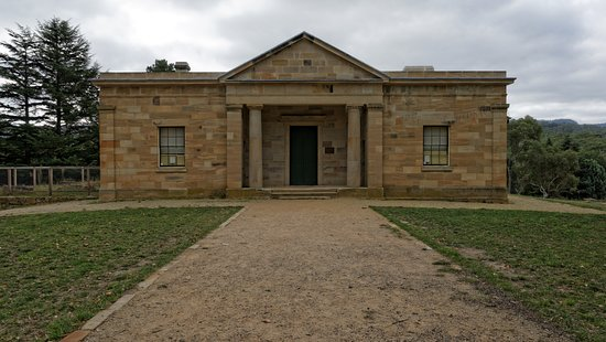 Hartley, Australia: Court House