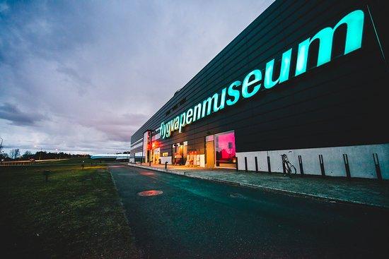 スウェーデン空軍博物館