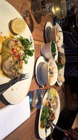 FishWorks - Marylebone : Fine dining :-)