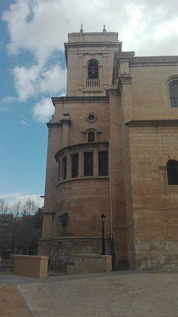 Catedral de San Juan Bautista: Detalle.